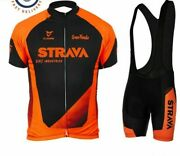 Short Sleeve Cycling Jersey Mountain Bicycle Wear Quick-dry Breathable Racing