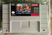 Final Fight 2 Usa Version Snes Ntsc Video Game Card