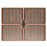 Led Grow Light Panel Lamp 400w Dimmable Plants Growing Lights For Indoor Plants