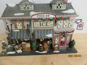 Dept 56 Christmas In The City Pier 56 East Harbor