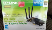 Tp-link Archer T9e Ac1900 Wireless Dual Band Pci Express Adapter New Sealed