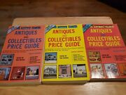 1989, 90 And 91 The Antique Trader Antiques And Collectibles Price Guide