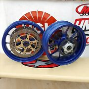 Tuono Aprilia Wheels Front And Rear With Discs And Sprockets