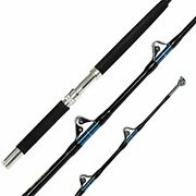 Saltwater Offshore Heavy Trolling Fishing Rod Big Game Conventional Boat