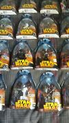 Star Wars Lot19 Factory Sealed Revenge Of The Sith Action Figures Episode 3 Rots
