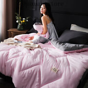 High Quality Blanket Duvet Filling Cotton Cover 1--3kg Weight Quilt Twin Single