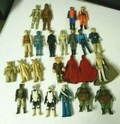 X24 1973-1983 Lfl Vintage Star Wars Action Figures Collectible Toys