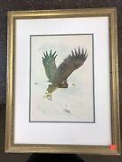 Robin Hill / Bald Eagle And The Yacht Magic Signed 1976