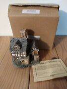 David Winter Cottages The Bakehouse Cottage 1983 With Box And Coa