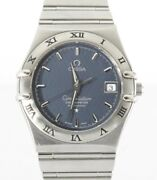 Omega 1502.40 Constellation Wristwatch Automatic Winding Oat Date With Extra