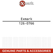 Exmark 126-0766 52 Inch Deck With Decals Turf Tracer S Series