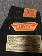 Made In The U.s. Usa Tagged Leviand039s Vintage Clothing Lvc 1930 Model 501-xxc