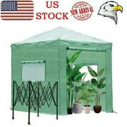 Greenhouse Green House Outdoor Portable Garden Plants Foldable Shed Hot House