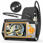 Industrial Endoscopeborescope Camera 1080p 5.5mm Dual Lens With 4.3and039and039ips Screen