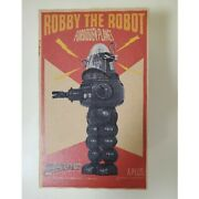 Lobby The Robot Robbytherobot Diecast Age Forbidden Planet
