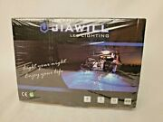 Jiawill Cree 120 W Led Boat Lighting Blue And Green