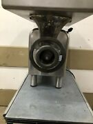Reconditioned Hobart Meat Grinder Model 4822. 1 Phase 1.5 Hp Ready To Be Used.