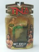 Tna Matt Bentley With Catapulting Stairs Wwe 2007 Marvel Toys