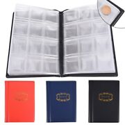 120pcs Coin Album Holders 10 Pages For Coins Collector Collection Book