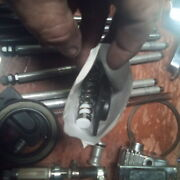 Used Shovelhead Harley Parts ,gaskets,valve Stem Keepers,etc,selling As A Lot