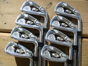 Taylormade Tour Preferred Tp 3-pw Irons Ns.pro 950gh S-flex Stiff Steel Shaft