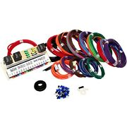 Ron Francis Wiring Bb-16 Bare Bonz Universal Race Wiring Kit For Race-only Vehic
