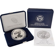 2019 S American Silver Eagle Enhanced Reverse Proof In Ogp