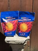 2 Pack General Hydroponics Maxibloom 2.2lbs Pounds
