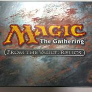 Mtg Magic The Gathering From The Vault Relics