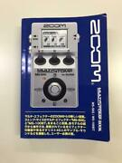 Bottom Zoom Without Time Multi Stomp Book Ms-50g/ms-100bt