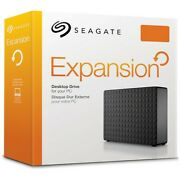 Seagate Expansion Desktop Hard Drive 8tb Hdd External Added With 72 Chia Plots
