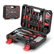 128-piece Home Repair Tool Set Tool Sets For Homeowners General Household