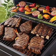 Heavy Duty 24 In Charcoal Grill Bbq Barbecue Smoker Outdoor Pit Patio Cookerus