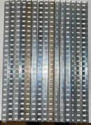 Collection Of 15 Meccano Parts No.8 Zinc 12.5 Angle Girders Made In England