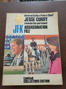 Dallas Police Chief Jesse Curry Reveals His Personal Jfk Assassination File