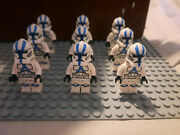 Lego Star Wars 501st Clone Trooper Squad - Build Your Army From Set 75280