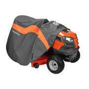 Husqvarna 588208702 Heavy-duty Protection Water Resistant Lawn Tractor Cover