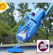 Water Tech Pool Blaster Max Spa Cleaner Battery Filter Bag Scrub Brush New Free