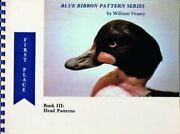 Blue Ribbon Pattern Series Head Patterns By William Veasey Used