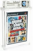 Grand Theft Auto Liberty City Stories Playstation 2 Ps2 Wata 9.6 A++ Sealed