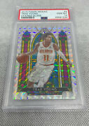 2019 Panini Mosaic Stained Glass Trae Young 4 Psa 10 Gem Mint