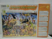 Wildlife Collection 6 Prairie And Desert 1000 Pcs Jigsaw Puzzle Gold Series
