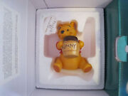 1996 Wdcc Full Member Kit Winnie The Pooh Time For Something Sweet Disney - New
