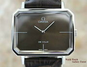 Secondhand Omega Devil Andrew Grima Men's Watches Cal 625 Hand-wound Vintage