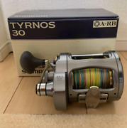 Shimano Tyrnos 30 Bait Casting Fishing Reel Spinning From Japan