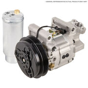 For Lexus Rx400h 2008 Ac Compressor And A/c Drier Dac