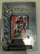 All Monsters Attack Dvd 2008