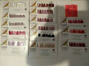 Color Street Lot Of 14 Sets Nail Polish Strips New Includes 3 Retired Sets