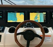 Simrad Nss12 Evo2 Chartplotter And Multifunction Display With Sun Cover No Cords