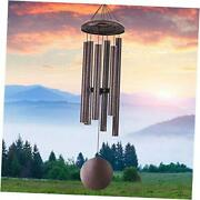 Wind Chime Outdoor Deep Tone36-inch Large Sympathy Windchimes For 36